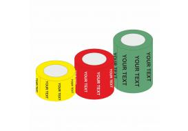 Create Your Own Pipe Identification Tapes for External Use