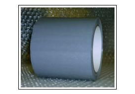 Flint Grey Pipe Identification Tape