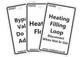 Heating Tags
