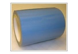 Light Blue Pipe Identification Tape