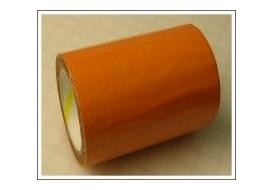 Orange Pipe Identification Tape