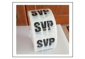 Other Pipe Identification Tapes with text 50mm
