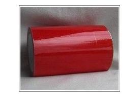 Red Pipe Identification Tape