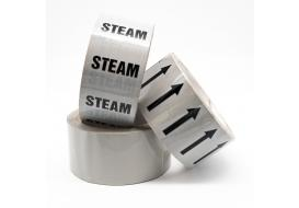 Steam Pipe Identification Tapes