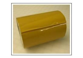 Yellow Ochre Pipe Identification Tape