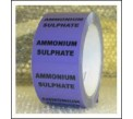 Ammonium Sulphate Pipe Identification Tape ID506T50V