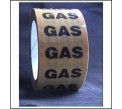 Gas Pipe Identification Tape ID122T50YO