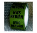 HWS Return Pipe Identification Tape ID143T50G