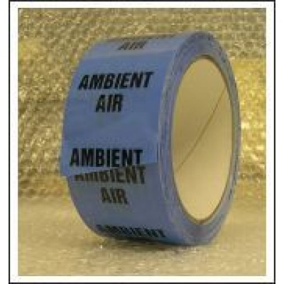 Ambient Air Pipe Identification Tape ID177T50LB