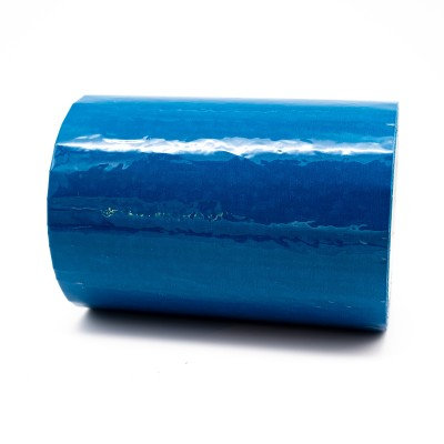 Auxiliary Blue Pipe Identification Tape 150mm wide - BS 18-E-53 - R M Labels - ID401C150