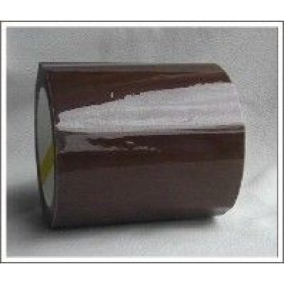 Brown Pipe Identification Tape 100mm wide 06-C-39 Code ID310C100
