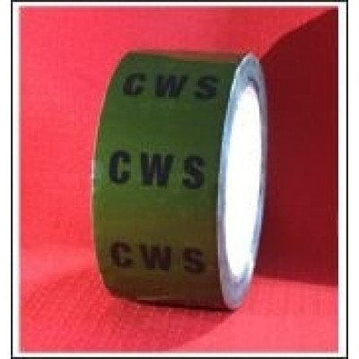 CWS self adhesive Pipe Identification Tape Code ID151T50G