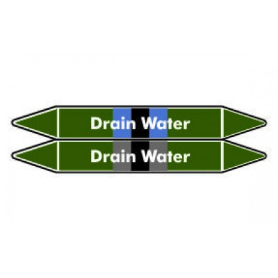 Drain Water Pipe Marker PMW31a