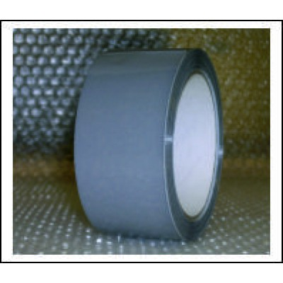 Flint Grey Pipe Identification Tape 50mm wide 00-A-09 Code ID218C50