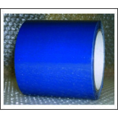 French Blue Pipe Identification Tape 100mm wide 20-D-45 Code ID321C100
