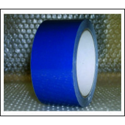 French Blue Pipe Identification Tape 50mm wide 20-D-45 Code ID221C50