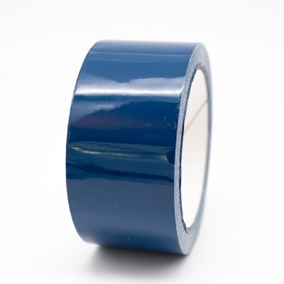 French Blue Pipe Identification Tape 50mm wide 20-D-45 - R M Labels - ID221C50