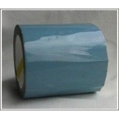 Light Blue Pipe Identification Tape 100mm wide 20-E-51 Code ID303C100