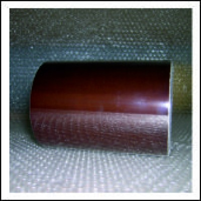 Mahogany Brown External Pipe Identification Tape 150mm wide RAL 8016 Code EXD454C150