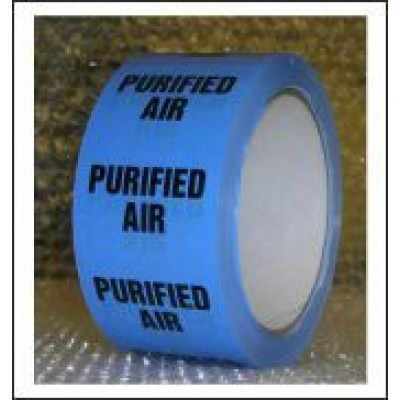 Purified Air Pipe Identification Tape ID174T50LB