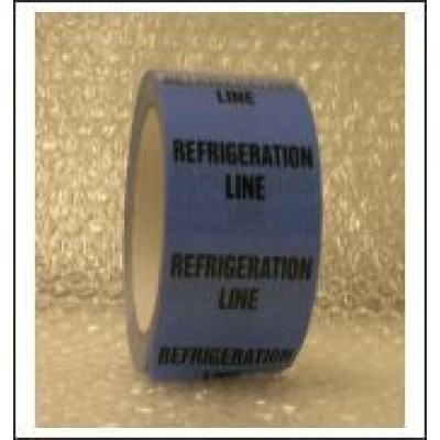 Refrigeration Line Pipe Identification Tape ID172T50LB