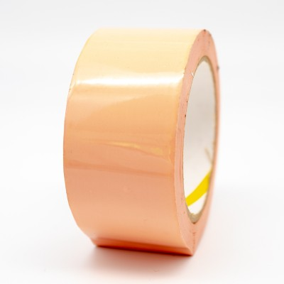 Salmon Pink Pipe Identification Tape 50mm wide 04-C-33 - R M Labels - ID214C50
