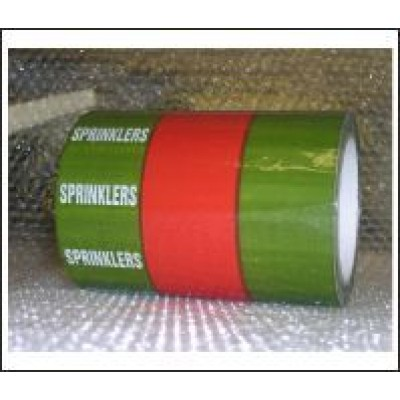 Sprinklers Pipe Identification Tape 150mm ID461T150G