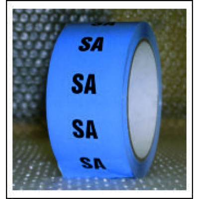 Surgical Air Pipe Identification Tape ID273T50LB