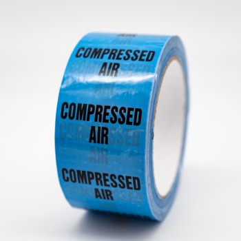 Compressed Air Pipe Identification Tape - R M Labels - ID171T50LB