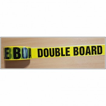 Double Board self adhesive acrylic Plasterboard Marking Tape Code AID001T48Y