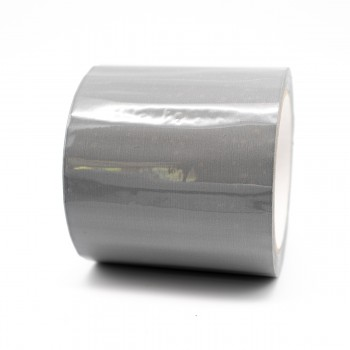 Flint Grey Pipe Identification Tape 100mm wide 00-A-09 - R M Labels - ID318C100