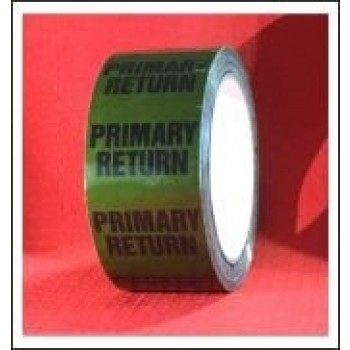 Primary Return self adhesive Pipe Identification Tape Code ID259T50G