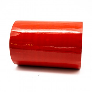 Red Pipe Identification Tape 150mm wide 04-E-53 - R M Labels - ID413C150