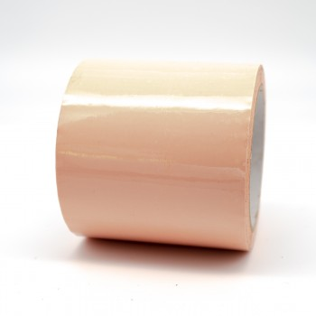 Salmon Pink Pipe Identification Tape 100mm wide 04-C-33 - R M Labels - ID314C100