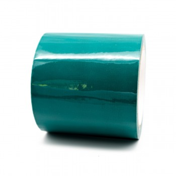 Sea Green Pipe Identification Tape 100mm wide 16-C-37 - R M Labels - ID322C100