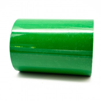 Traffic Green External Pipe Identification Tape 150mm wide - RAL 6024 - R M Labels - EXD450C150