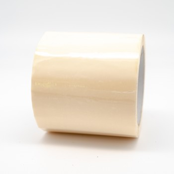 White Pipe Identification Tape 150mm wide 00-E-55 - R M Labels - ID417C150