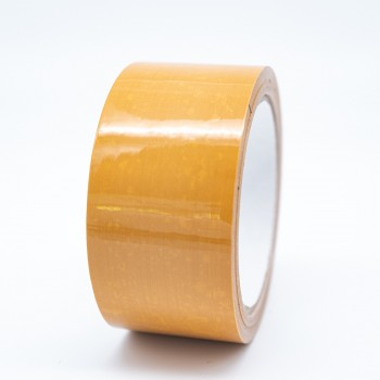 Yellow Ochre Pipe Identification Tape 50mm wide 08-C-35 - R M Labels - ID206C50