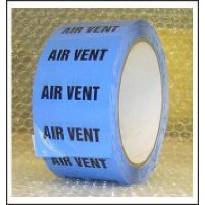 Air Vent Pipe Identification Tape ID176T50LB