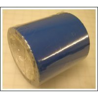 Auxiliary Blue Pipe Identification Tape 100mm wide 18-E-53 Code ID301C100