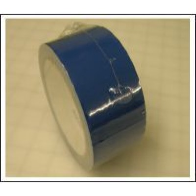 Auxiliary Blue Pipe Identification Tape 50mm wide 18-E-53 Code ID201C50
