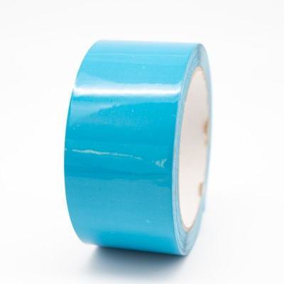 Blue Pipe Identification Tape 50mm wide 18-E-51 - R M Labels - ID202C50