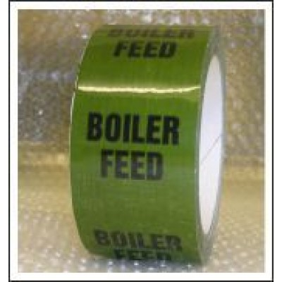Boiler Feed Pipe Identification Tape ID145T50G