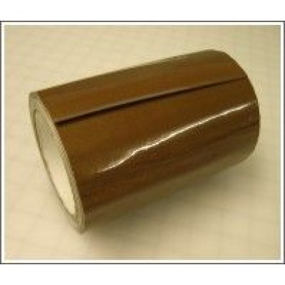 Brown Pipe Identification Tape 150mm wide  06-C-39 Code ID410C150