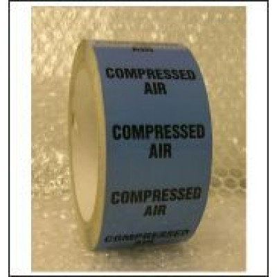 Compressed Air Pipe Identification Tape ID171T50LB