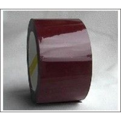 Crimson Pipe Identification Tape 50mm wide 04-D-45 Code ID211C50