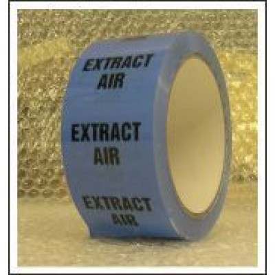 Extract Air Pipe Identification Tape ID270T50LB