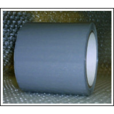 Flint Grey Pipe Identification Tape 100mm wide 00-A-09 Code ID318C100