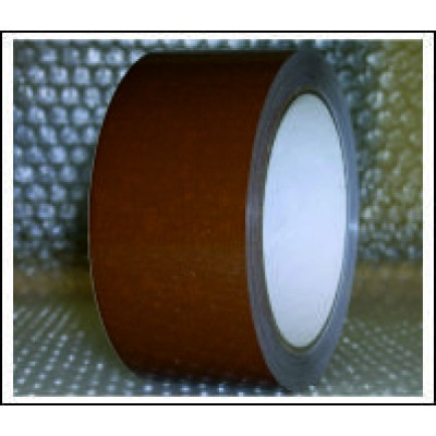 Golden Brown Pipe Identification Tape 50mm wide 06-D-45 Code ID219C50