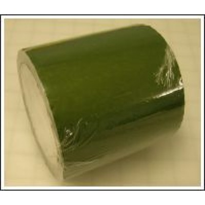 Green Pipe Identification Tape 100mm wide 12-D-45 Code ID304C100